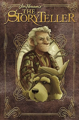 Jim Henson's the Storyteller Hc Cover