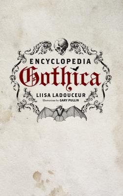 Encyclopedia Gothica Cover