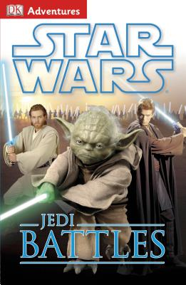 DK Adventures: Star Wars: Jedi Battles Cover Image