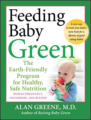 Cover for Feeding Baby Green