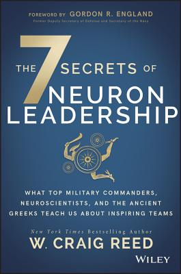 The 7 Secrets of Neuron Leadership: What Top Military Commanders, Neuroscientists, and the Ancient Greeks Teach Us about Inspiring Teams Cover Image