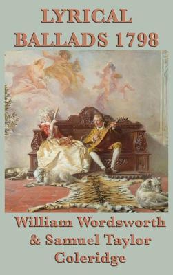 Lyrical Ballads 1798 Cover Image