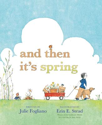 And Then It's Spring Cover