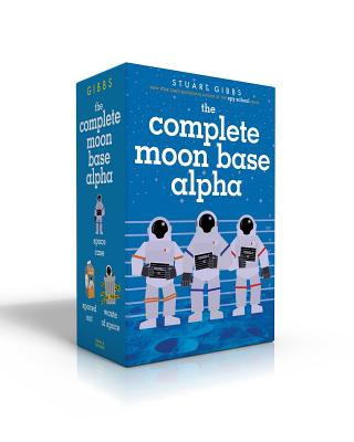 The Complete Moon Base Alpha: Space Case; Spaced Out; Waste of Space Cover Image