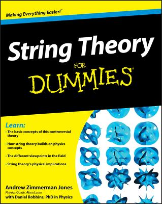 String Theory for Dummies Cover