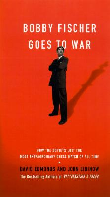 Bobby Fischer Goes to War Cover