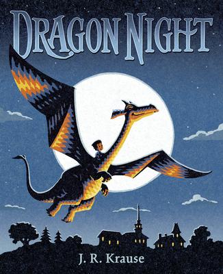 Dragon Night book cover