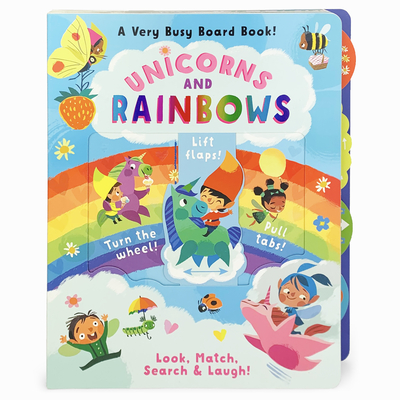 Unicorns and Rainbows Cover Image