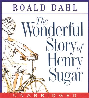 The Wonderful Story of Henry Sugar CD: The Wonderful Story of Henry Sugar CD Cover Image