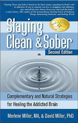Staying Clean & Sober Cover