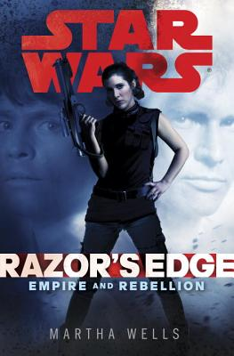 Razor's Edge: Star Wars Legends (Star Wars (Random House Hardcover)) Cover Image