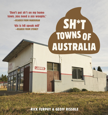 Sh*t Towns of Australia Cover Image