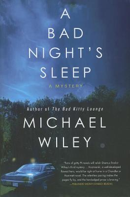 A Bad Night's Sleep Cover