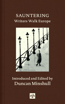 Sauntering: Writers Walk Europe Cover Image