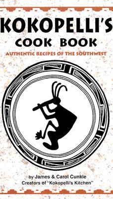 Kokopelli's Kitchen Cookbook Cover Image