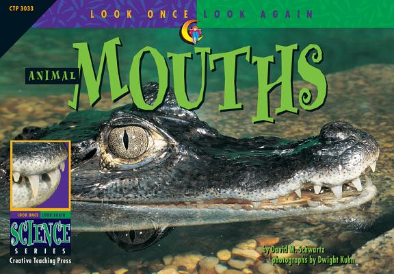 Animal Mouths (Look Once) Cover Image