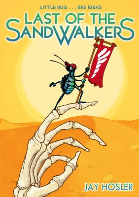 Last of the Sandwalkers Cover
