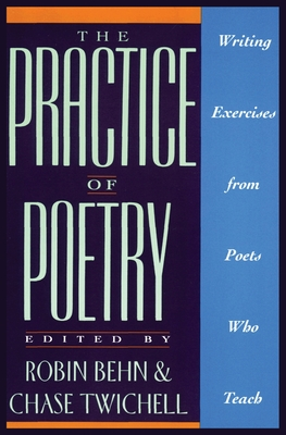 The Practice of Poetry Cover