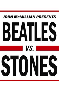 Cover for Beatles vs. Stones