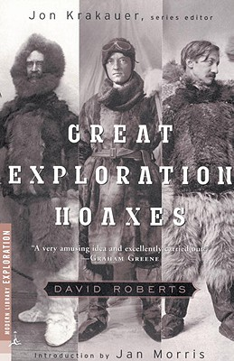 Great Exploration Hoaxes Cover