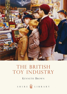 The British Toy Industry Cover