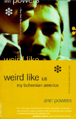 Weird Like Us Cover