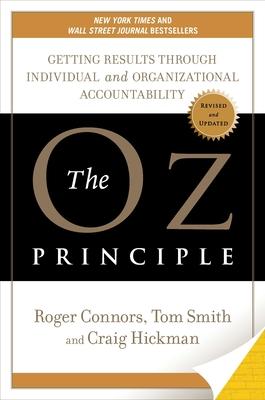 The Oz Principle Cover