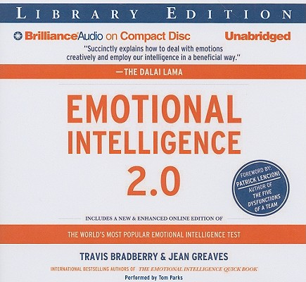 Cover for Emotional Intelligence 2.0