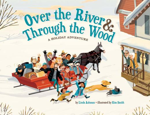 Cover for Over the River & Through the Wood