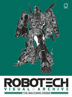 Robotech Visual Archive: The Southern Cross Cover Image