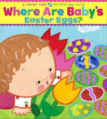 Where Are Baby's Easter Eggs? Cover