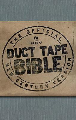 Duct Tape Bible-NCV Cover Image