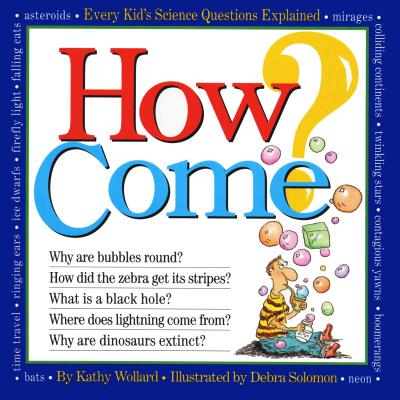 Cover for How Come?