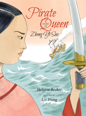 Cover for Pirate Queen