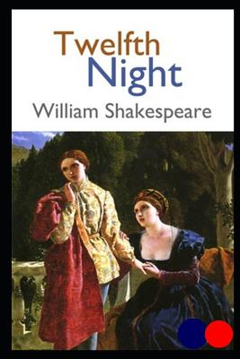Twelfth Night: Annotated Cover Image