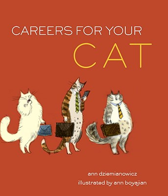 Careers for Your Cat Cover Image