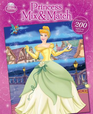 Princess Mix & Match Cover Image