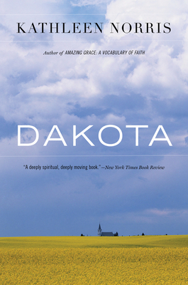 Dakota: A Spiritual Geography Cover Image