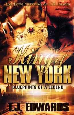 King of New York: Blueprints of a Legend Cover Image