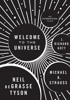 Cover for Welcome to the Universe