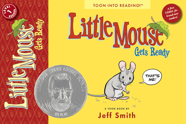 Little Mouse Gets Ready Cover