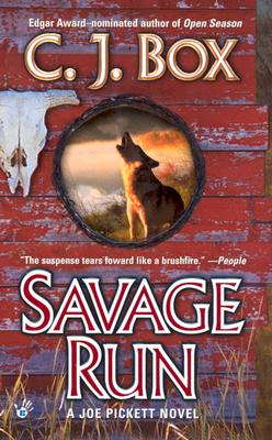 Savage Run Cover Image