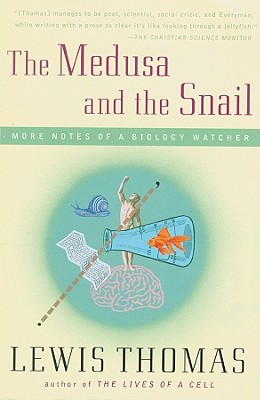 Cover for The Medusa and the Snail Lib/E