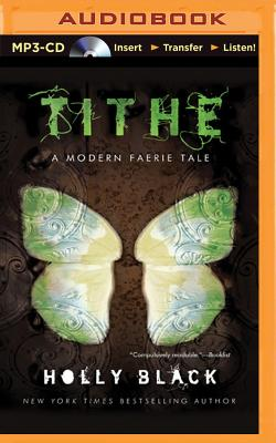 Tithe: A Modern Faerie Tale Cover Image