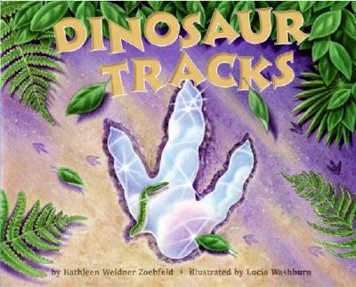Dinosaur Tracks Cover