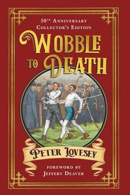 Wobble to Death (Deluxe Edition) (A Sergeant Cribb Investigation #1) Cover Image