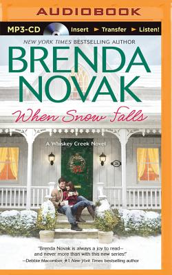 Cover for When Snow Falls (Whiskey Creek #2)