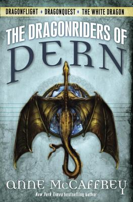 The Dragonriders of Pern: Dragonflight  Dragonquest  The White Dragon (Pern: The Dragonriders of Pern) Cover Image