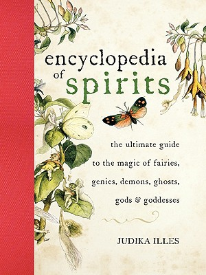 The Encyclopedia of Spirits Cover