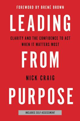 Leading from Purpose cover image
